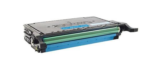 Samsung CLT-C609S Cyan Remanufactured Toner Cartridge [7,000 Pages]