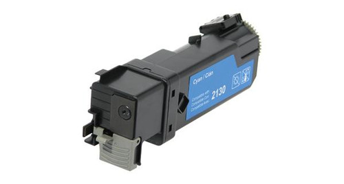 Dell FM065 Cyan High Yield Remanufactured Toner Cartridge [2,500 Pages]