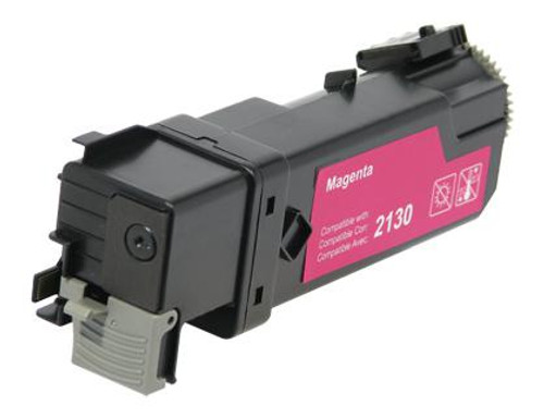 Dell FM067 Magenta High Yield Remanufactured Toner Cartridge [2,500 Pages]