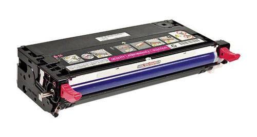 Dell H514C Magenta High Yield Remanufactured Toner Cartridge [9,000 Pages]