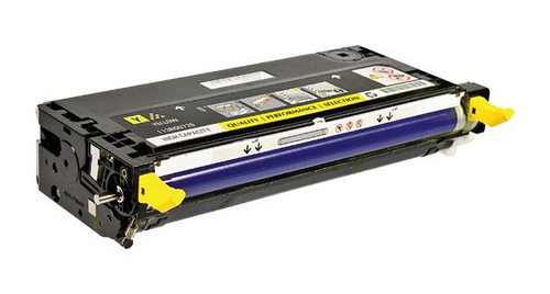 Dell H515C Yellow High Yield Remanufactured Toner Cartridge [9,000 Pages]