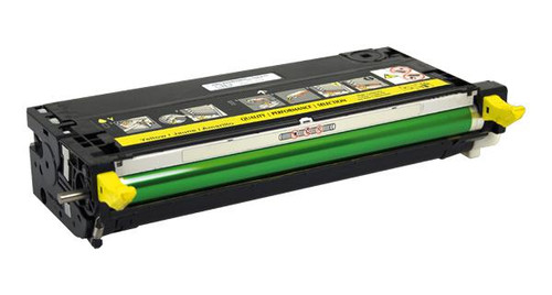 Dell NF556 Yellow High Yield Remanufactured Toner Cartridge [8,000 Pages]