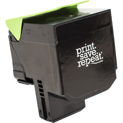 Print.Save.Repeat. Lexmark 701XK Black Extra High Yield Remanufactured Toner Catridge for CS510 [8,000 Pages]