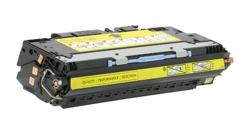 HP 311A (Q2682A) Yellow Remanufactured Toner Cartridge [6,000 Pages]