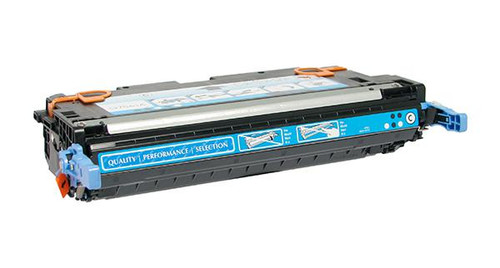 HP 314A (Q7561A) Cyan Remanufactured Toner Cartridge [3,500 Pages]