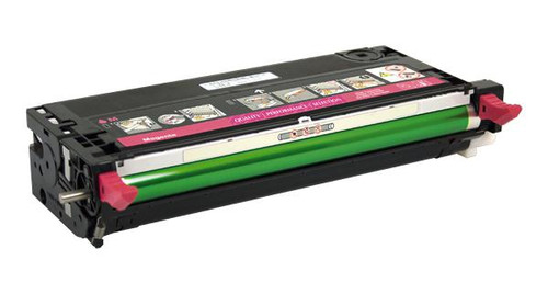 Dell RF013 Magenta High Yield Remanufactured Toner Cartridge [8,000 Pages]
