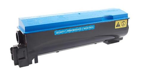 Kyocera Mita TK-562C Cyan Remanufactured Toner Cartridge [10,000 Pages]