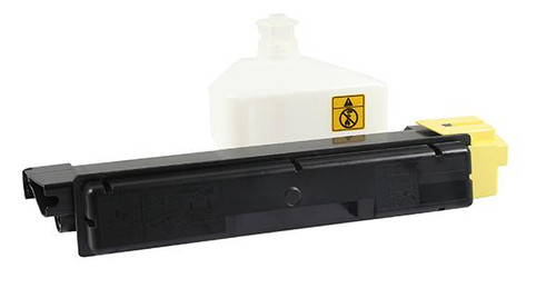 Kyocera Mita TK-592Y Yellow Remanufactured Toner Cartridge [5,000 Pages]