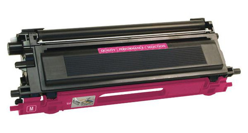 Brother TN110M Magenta Remanufactured Toner Cartridge [1,500 Pages]