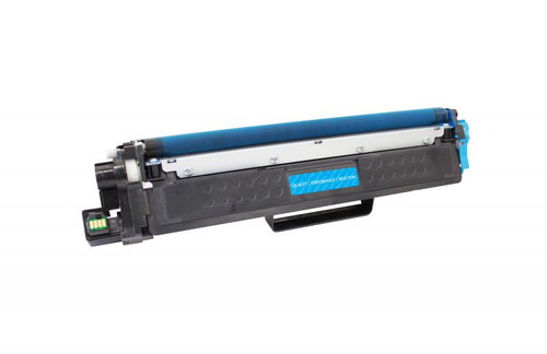 Brother TN223C Cyan Remanufactured Toner Cartridge [1,300 Pages]
