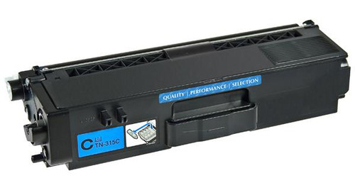 Brother TN310C Cyan Remanufactured Toner Cartridge [1,500 Pages]