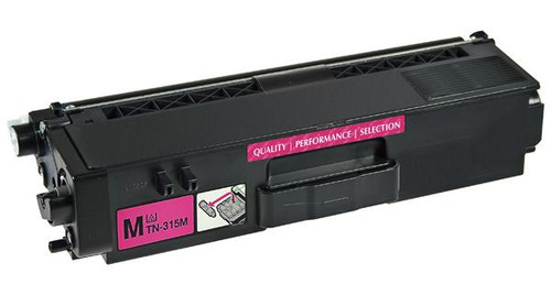 Brother TN310M Magenta Remanufactured Toner Cartridge [1,500 Pages]