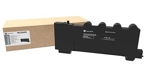 Lexmark 78C0W00 Waste Toner Bottle [25,000 Pages]