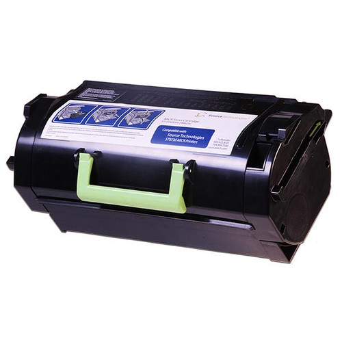 Genuine Source Technologies STI-204065H High Yield MICR Toner Cartridge for ST9730 [17,000 pages]