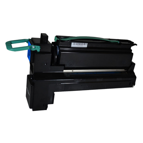 Print.Save.Repeat. Lexmark X792X1CG Cyan Extra High Yield Remanufactured Toner Cartridge for X792 [20,000 Pages]