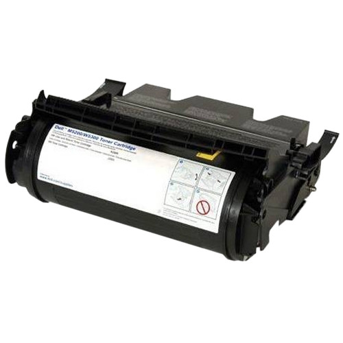 Genuine Dell HD767 High Yield Toner Cartridge for 5210, 5310 [20,000 Pages]
