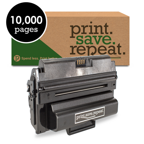 Print.Save.Repeat. Samsung D3470B High Yield Remanufactured Toner Cartridge for ML-3470, ML-3471 [10,000 Pages]