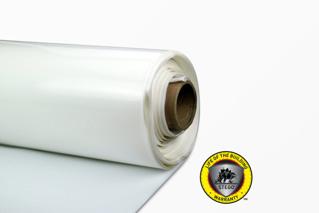 StegoCrawl® Wrap 10-Mil Crawl Space Vapor Retarder 10' X 100'
