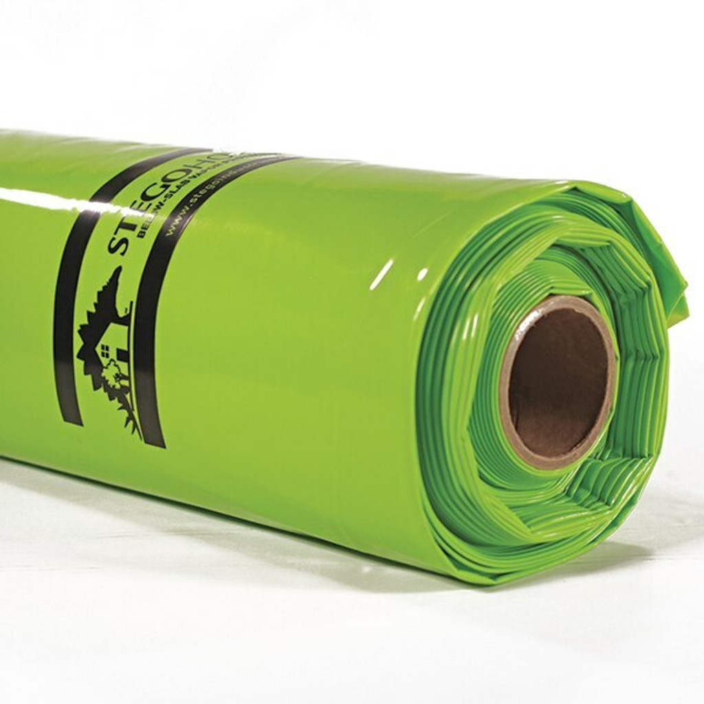 StegoHome® 10-Mil Vapor Retarder 6' x 150'