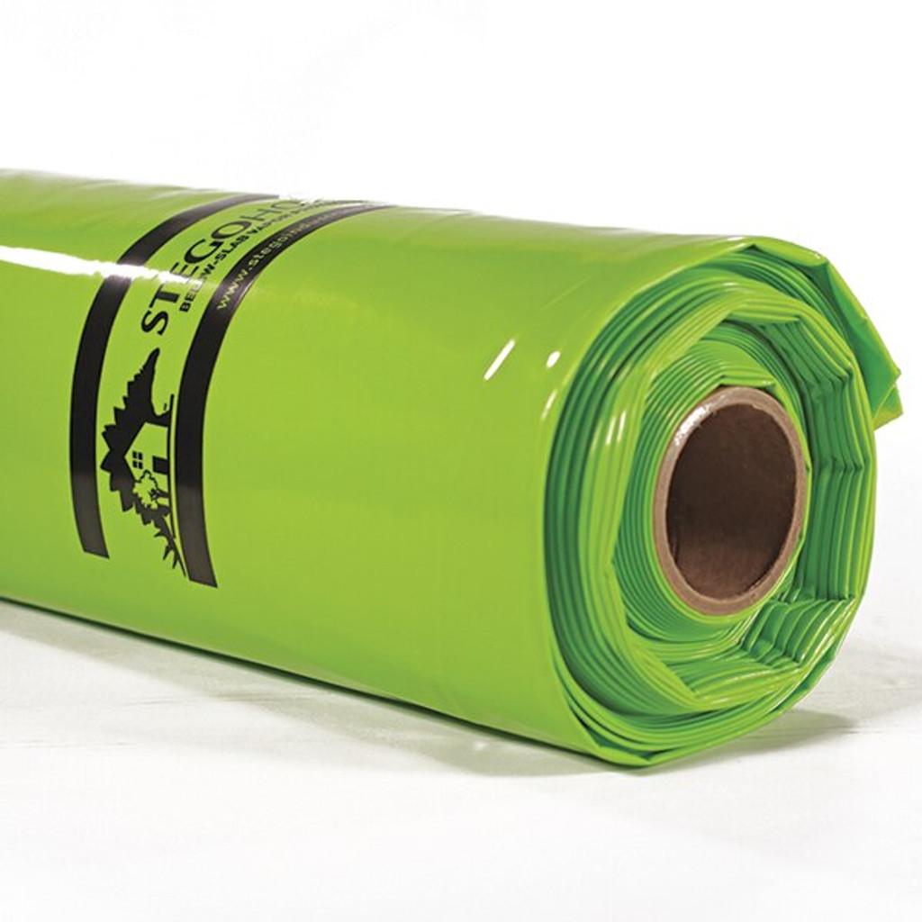 StegoHome® 15-Mil Vapor Barrier 12' x 50'