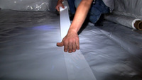 "StegoCrawl® Crawl Space Seam Tape  3.75"" X 180'"