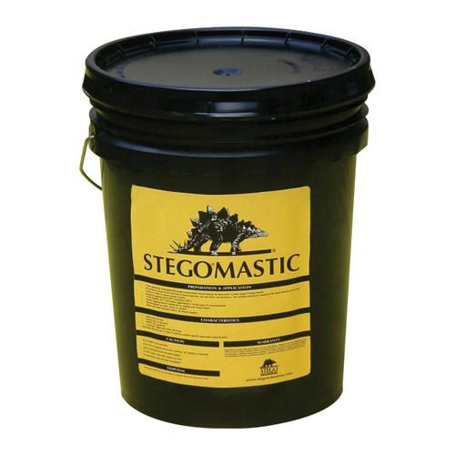 Stego® Mastic - Seal Pipe Penetrations & Terminating Edges | 5-Gallon