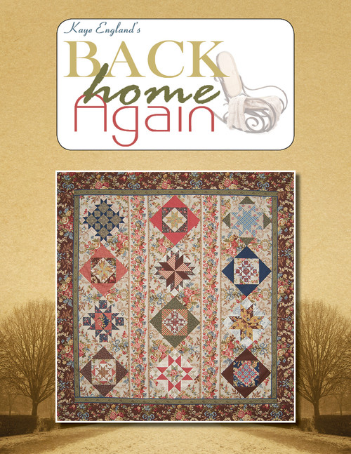 Back Home Again pattern (PDF)