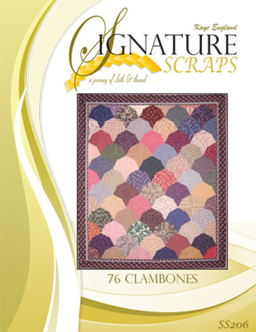 Signature Scraps - 76 Clambones (PDF)