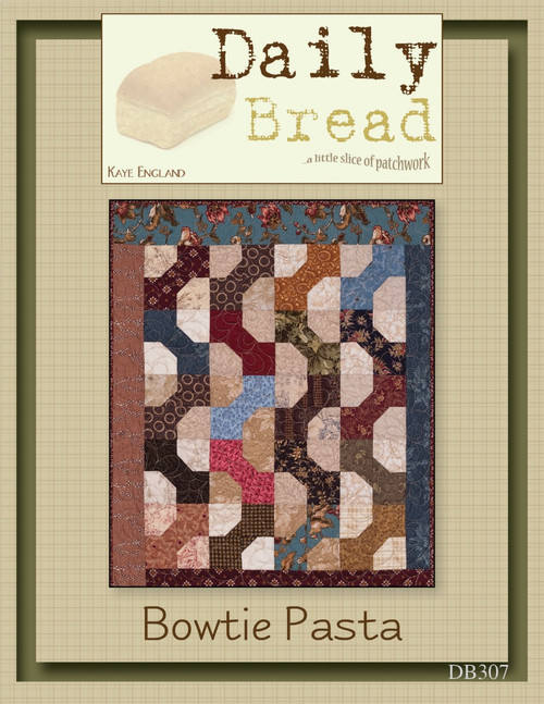 """This simple 25 patch block uses any of your leftovers and a great floral setting fabric. You could easily adjust this size to fit your table.   Finished size: 12"""" x 35"""""""