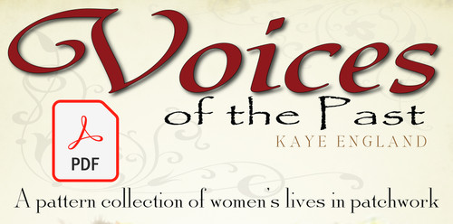 Voices of the Past (PDF) BUNDLE
