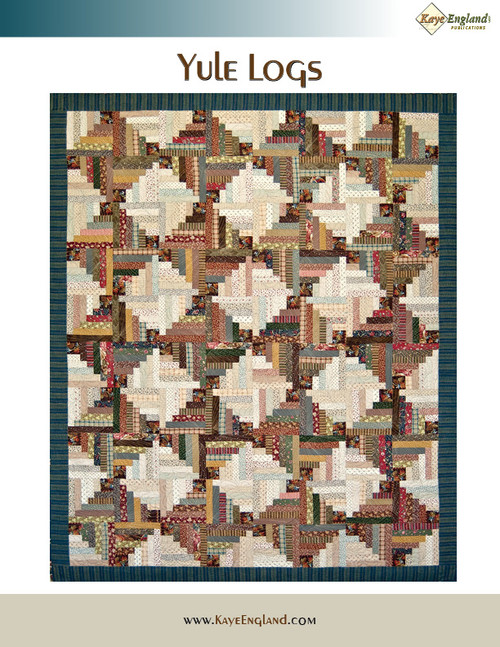 Yule Logs pattern (PDF)