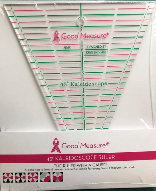 Good Measure Kaleidoscope Ruler
