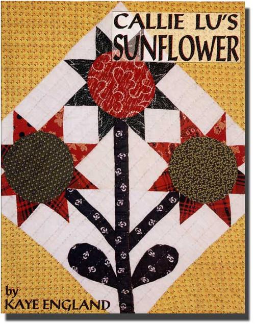 Callie Lu's Sunflower