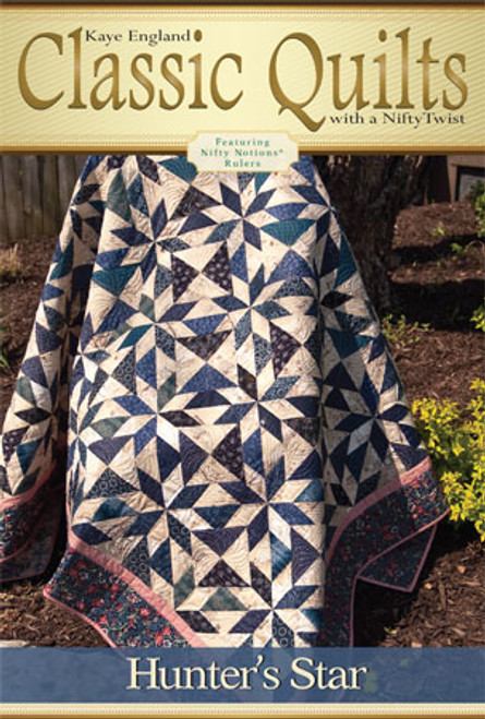 Classic Quilts - Hunter's Star