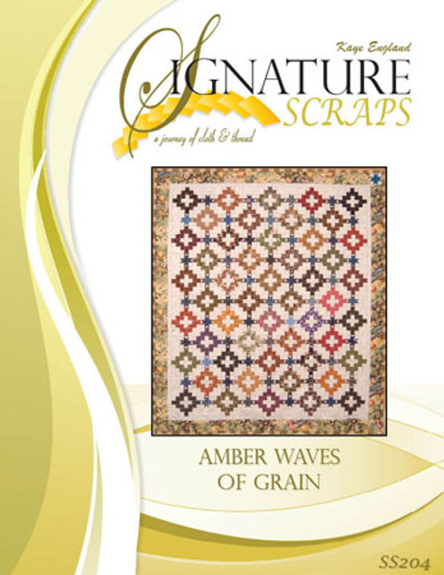Signature Scraps - Amber Waves of Grain