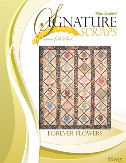 Signature Scraps - Forever Flowers