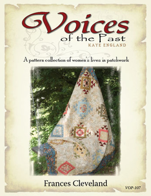 Voices of the Past - Frances Cleveland