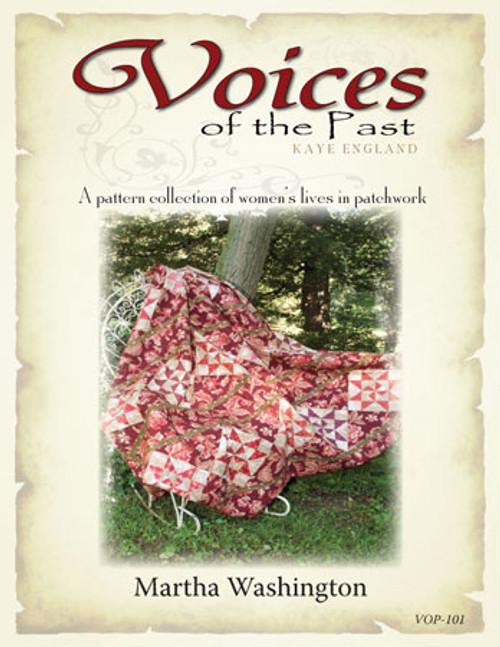 Voices of the Past - Martha Washington