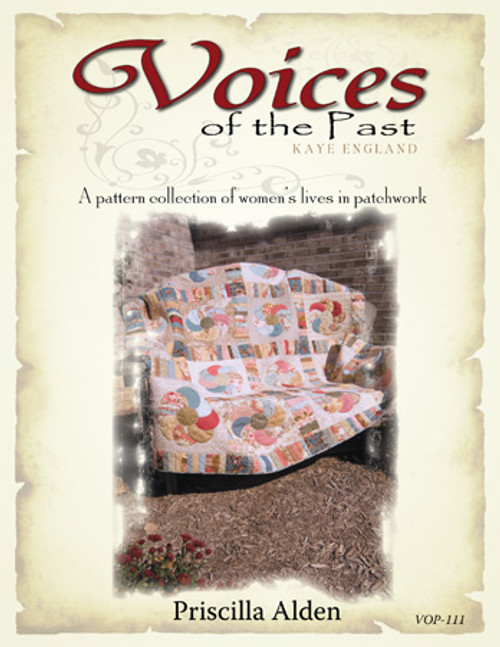 Voices of the Past - Priscilla Alden (PDF)