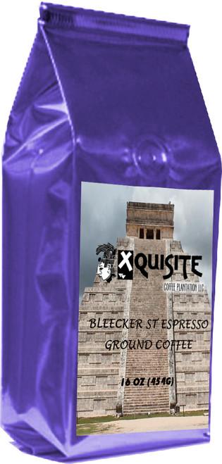 BLEEKER ST ESPRESSO COFFEE