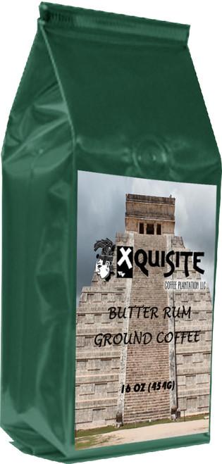 BUTTER RUM COFFEE BLEND