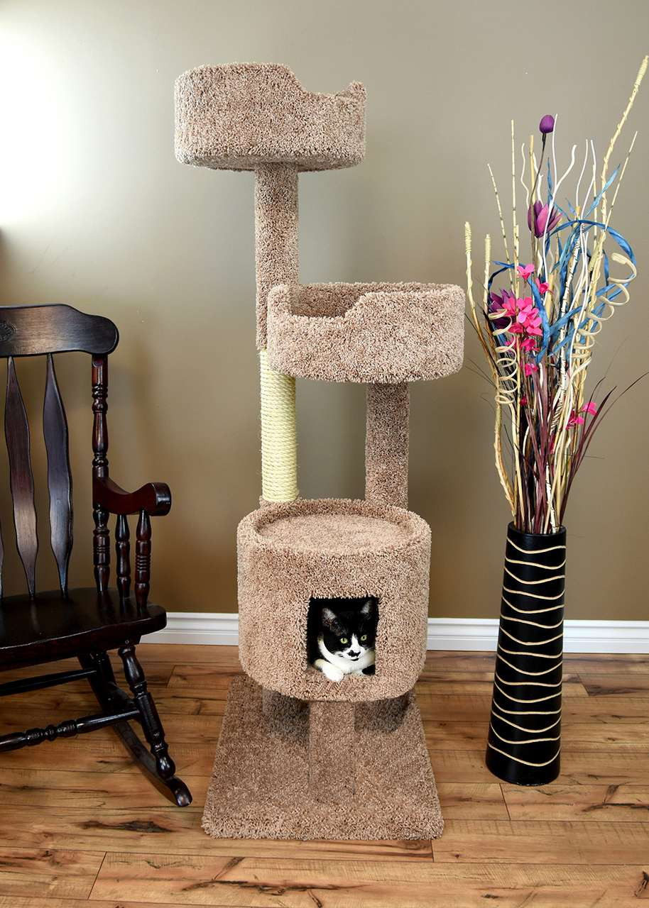 Top 10 Best Cat Tree For Large Cats [Updated November 2020] 10