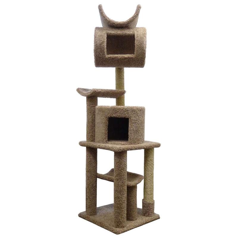 Cat Trees New Cat Condos 6 Foot Tall Playstation Cat Tower