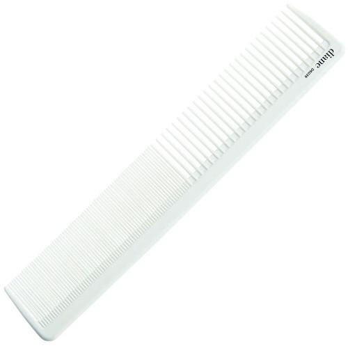 """Diane Heat Resistant Basin Comb White - 8 1/2"""" #D6039"""