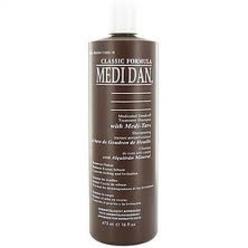 Medi Dan Dandruff Shampoo 16oz
