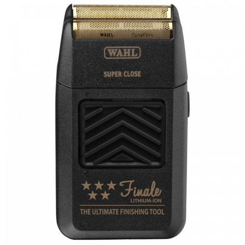 Wahl 5 Star Finale Lithium-Ion Shaver #8164 (Dual Voltage Charger)