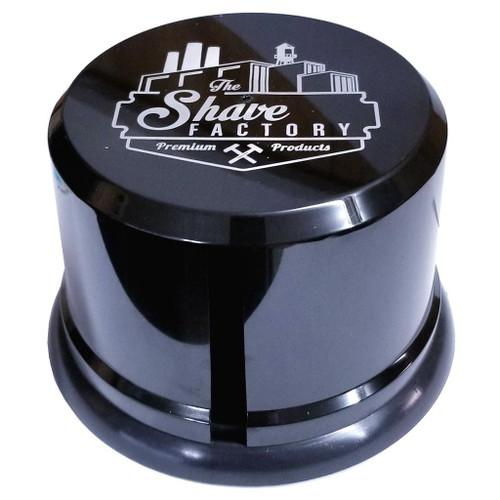The Shaving Factory Neck Strip Dispenser - Black