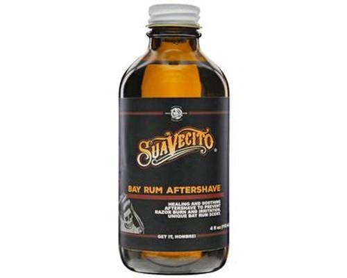 Suavecito Bay Rum Aftershave 4oz