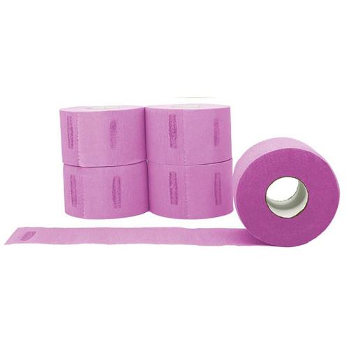 Level 3 Disposable Neck Strip Paper - PINK