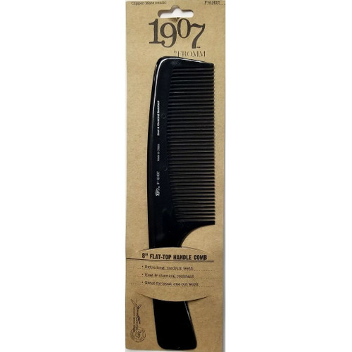 Fromm 1907 Clipper Mate Flat-Top Handle Comb 8 Inch #910NXT